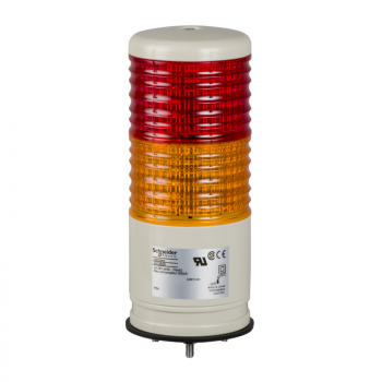 60mm svetlosna kolona CN montaža na bazu