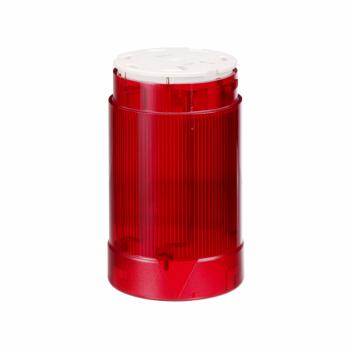 svetleća jedinica - Ø 45 - crvena - BA 15d - bez sijalice - <= 230 V AC DC