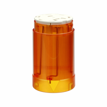 svetleća jedinica - Ø 45 - žuta - BA 15d - bez sijalice - <= 230 V AC DC