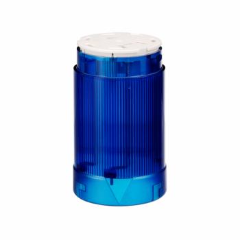 svetleća jedinica - Ø 45 - plava - BA 15d - bez sijalice - <= 230 V AC DC