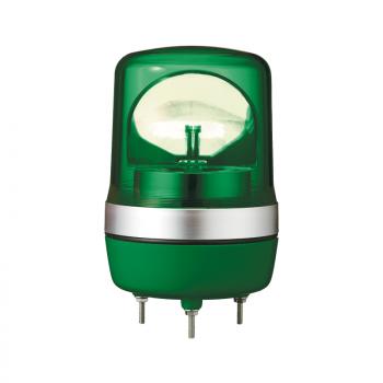 106mm rotirajuća svetiljka zelena 12VAC-DC