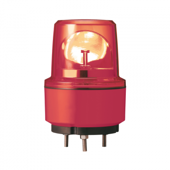 130mm rotirajuća svetiljka crvena 12VDC