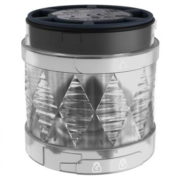Ø60mm LED jedinica-trajno osvetljenje/trep./rotacija, više boja, IP65, 24V AC/DC