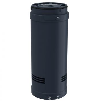 Ø 60 mm impulsni signal - XVU zvučna jedinica - IP54 - 24 VDC, crna