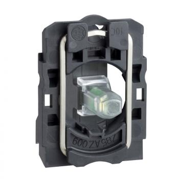 beli svetlosni blok sa montažnim ramom - integrisan LED 12V
