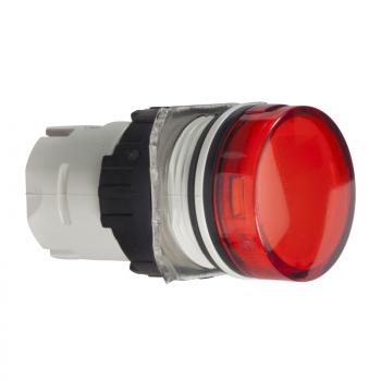 crvena glava signalne lampice Ø16 za integrisan LED