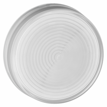 bela koncentrična sočiva - za BA9s signalnu lampicu Ø 30
