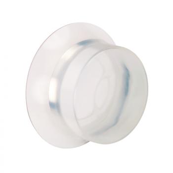 providna kapica za okrugli udubljeni ili izbočeni taster Ø22