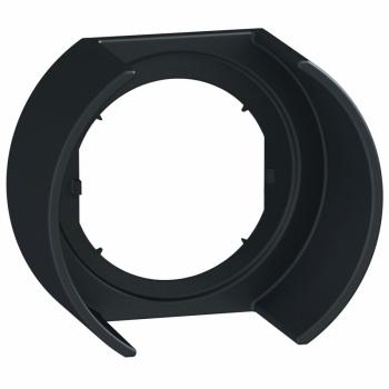 crna plastična zaštita glave tastera