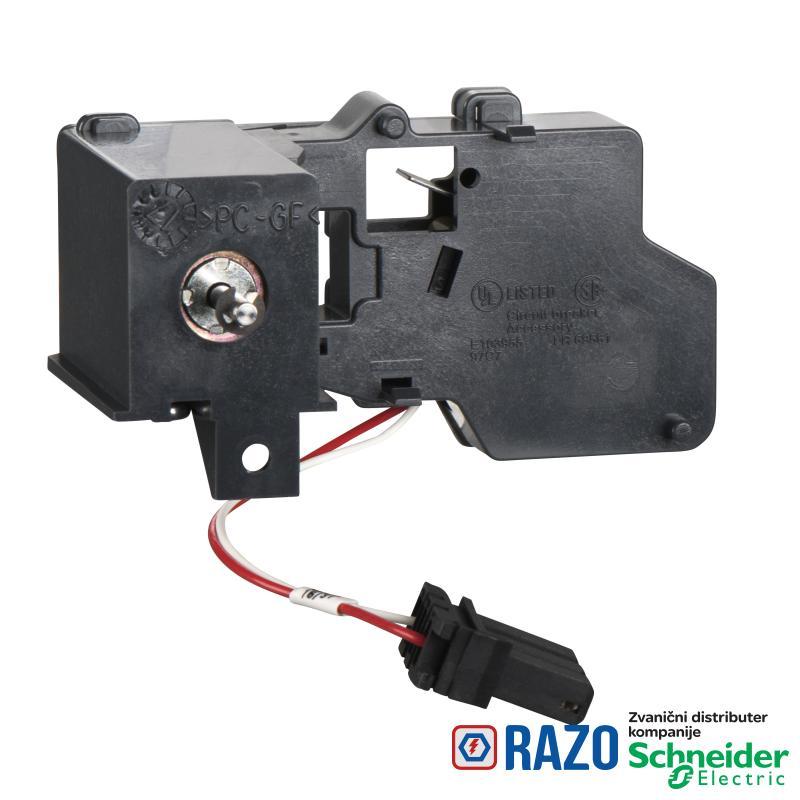 kontakt za daljinski reset - 200/240 V AC - za fiksni prekidač
