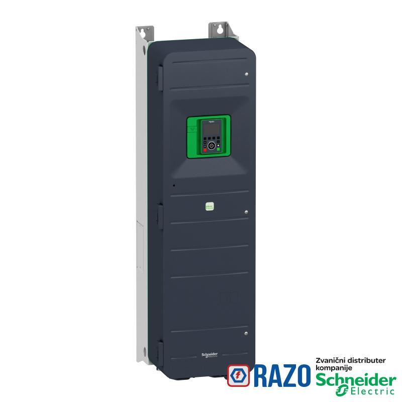 frekventni regulator - ATV950 - 55kW - 400/480V- sa kočionom jedinicom - IP55