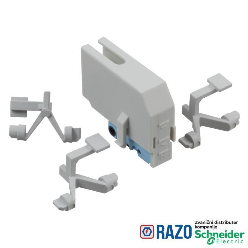 TeSys GS - kontakt za signalizaciju pregorelog osigurača - C/O - 3P - 250A/400A