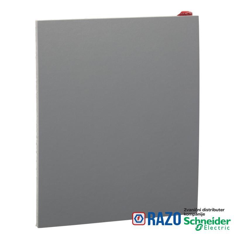 OptiLine 45 - poklopac kvadratne kutije, materijal: linoleum