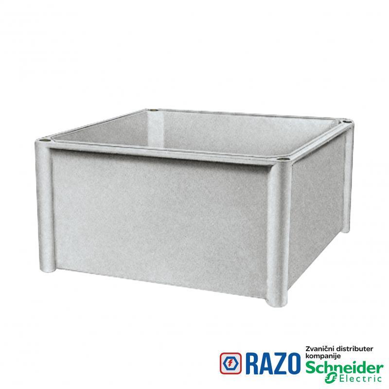 zadnji deo PLS kutije 54x54x13.5cm