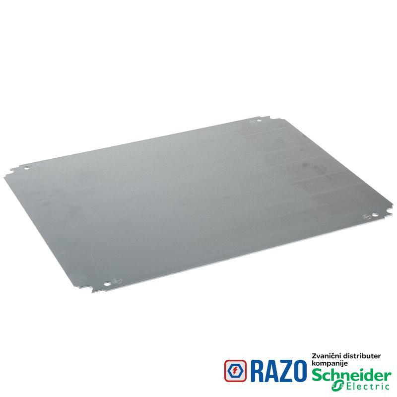 montažna ploča V1200xŠ1200mm galvanizovana čelična ploča