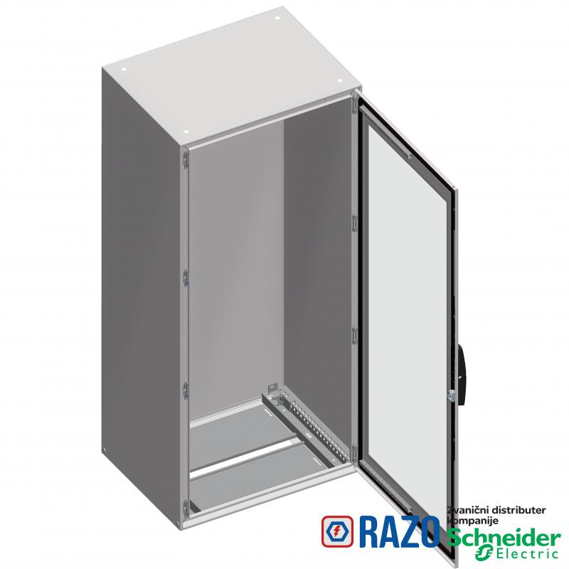Spacial SM kompaktni orman sa providnim vratima - 1800x800x500 mm