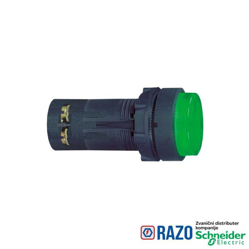 Svetleći taster 230V NO