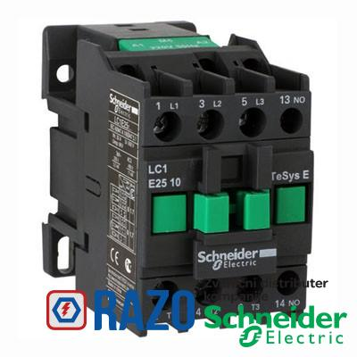 Kontaktor 3P 12A 5.5kW 24V AC
