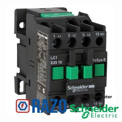 Kontaktor 3P 12A 5.5kW 230V AC