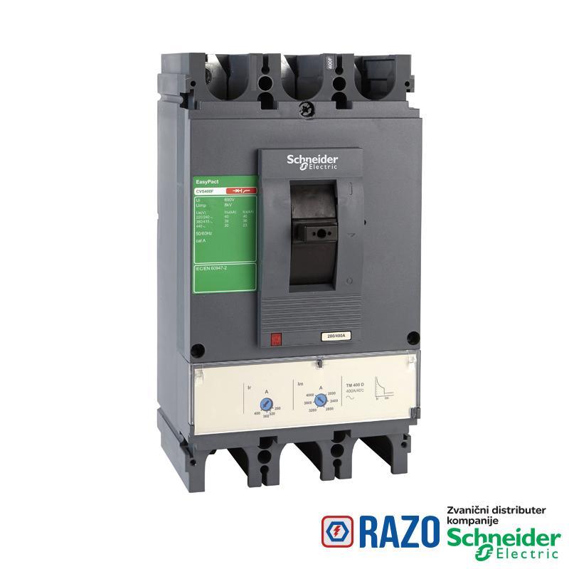 EasyPact CVS400F TM400D 3P3D