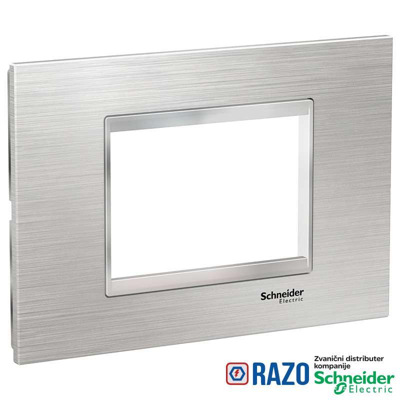 Easy Styl Dekorativni ram inox 3M srebrna/hrom