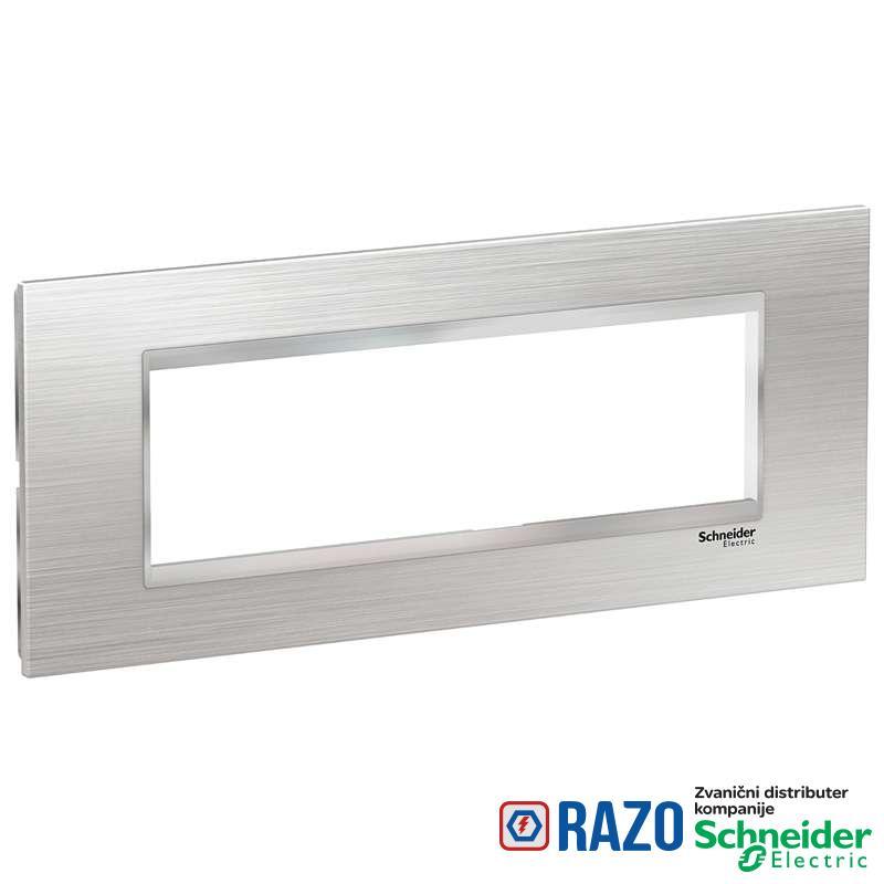 Easy Styl Dekorativni ram inox 7M srebrna/hrom