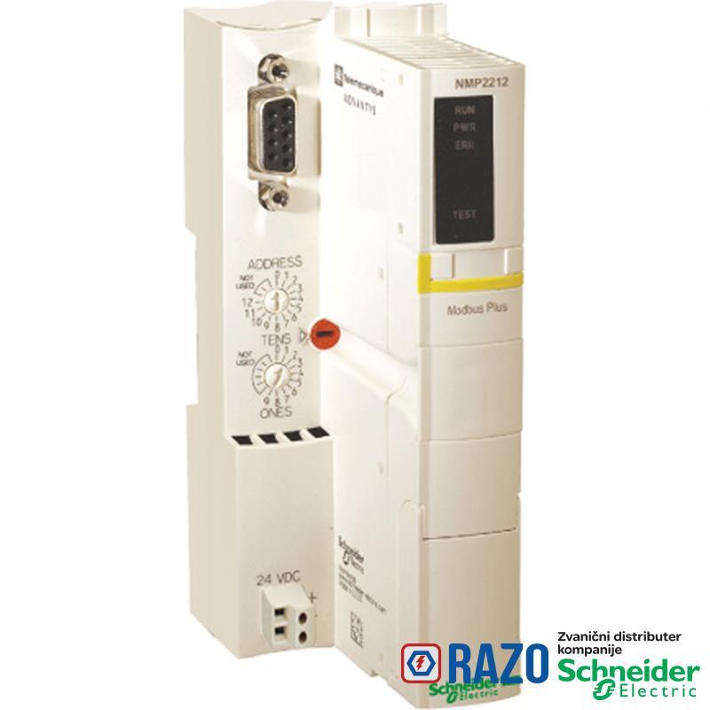 standardni mrežni interfejs modul STB - Modbus Plus - 1 Mbit/s