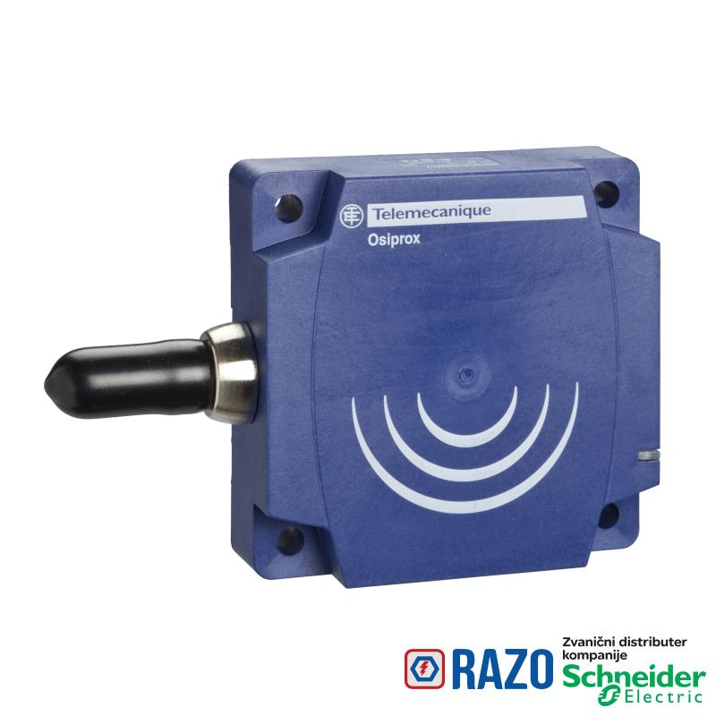 induktivni senzor XS7 80x80x26 - PBT - Sn40mm - 12..24VDC - M12