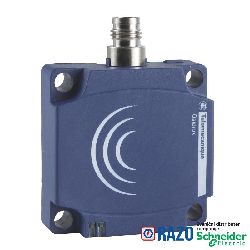 induktivni senzor XS8 40x40x15 - PBT - Sn25mm - 12..24VDC - M8