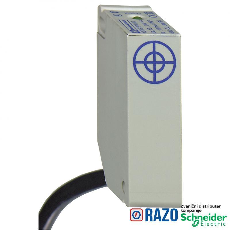 induktivni senzor XS8 12x40x26 - plastični - Sn4mm - 12..48VDC - kabl 2m